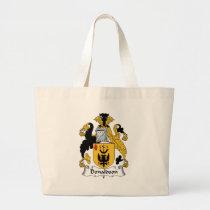 Donaldson Family Crest Bag