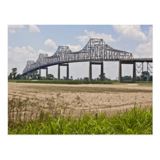 Donaldsonville Bridge Postcard