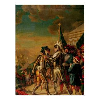 Donante de la cadena de la orden del Saint-Michel Postal