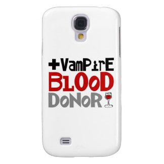 Donante de sangre del vampiro funda para galaxy s4