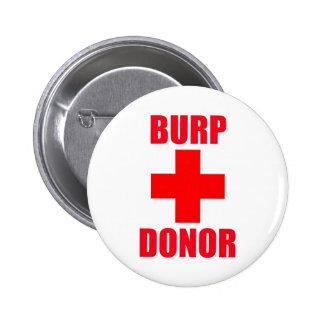 Donante del Burp Pins