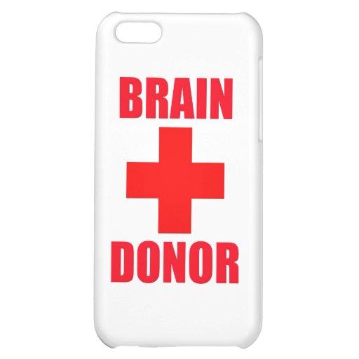 Donante del cerebro