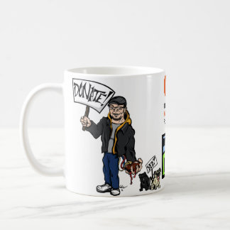 Donate Coffee Mug