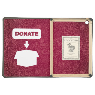 Donate Foods Pictogram Case For iPad Air