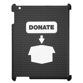 Donate Foods Pictogram Case For The iPad