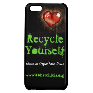 Donate Life Cover For iPhone 5C