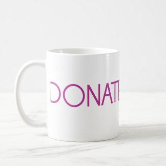 Donate Love Mug NWMMB