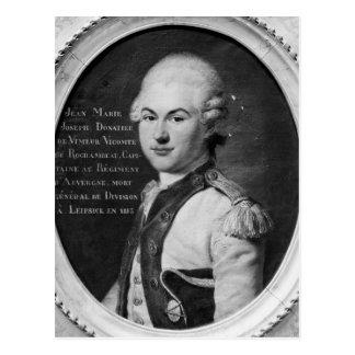Donatien Marie Joseph de Vimeur Postcard