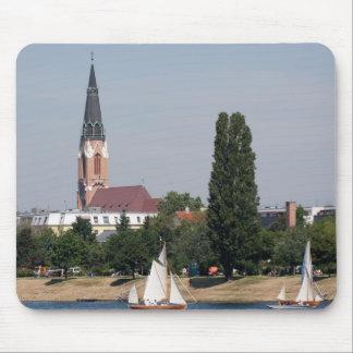 Donaufelder Kirche Alfombrilla De Ratones