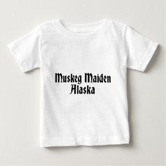 Doncella de Muskeg Playera De Bebé