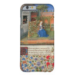 Doncella medieval funda para iPhone 6 barely there