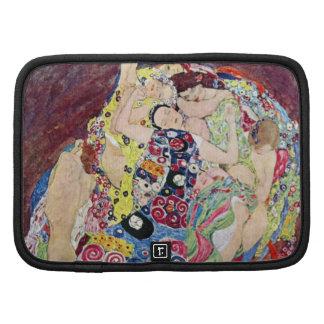 Doncella (Virgen), Gustavo Klimt, arte Nouveau del Planificador