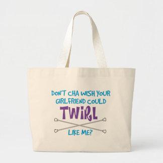 Doncha Wish Tote Bag