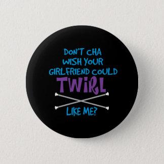 Doncha Wish Pinback Button