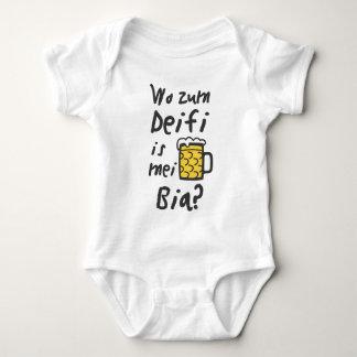 Donde a la Deifi is mei Bia Body Para Bebé
