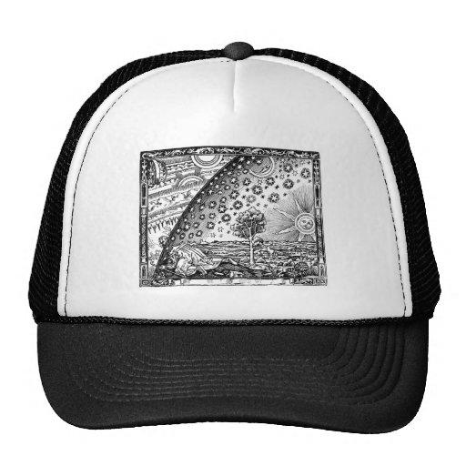 Donde el cielo y la tierra se encuentran gorra