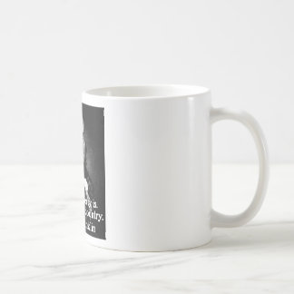 Donde está cita la libertad de Ben Franklin Tazas De Café