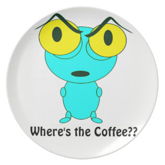 Donde está el café, el dibujo animado extranjero platos de comidas