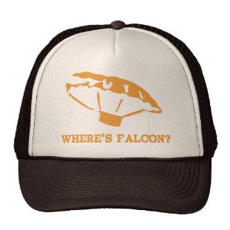 Donde está el halcón gorra