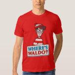Donde está el logotipo de Waldo Camisas