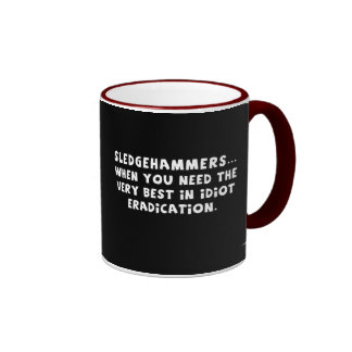 Donde está mi almádena (sq) tazas de café
