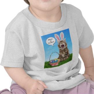 ¿Dónde está mi chocolate Camiseta de Pascua de lo