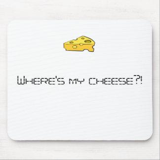 ¡Donde está mi queso?! Alfombrillas De Ratón
