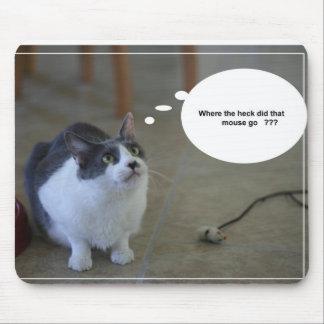 ¿Dónde está mi ratón Tapete De Raton