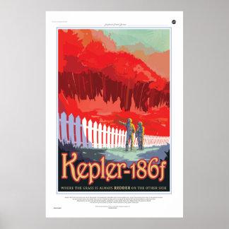 Donde está siempre más roja la hierba en el otro posters