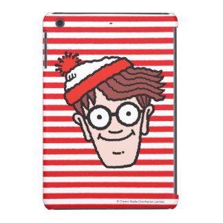 Donde está Waldo haga frente Fundas De iPad Mini