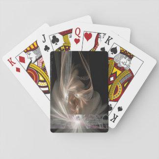 Donde están naipes las plumas nacidos barajas de cartas