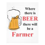 Donde hay cerveza hay granjero