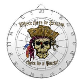 ¡Donde haya piratas, haya un fiesta!