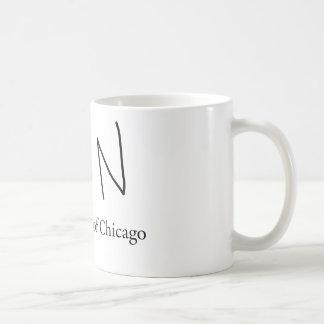 Donde la diversión viene morir taza de café
