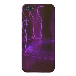 donde la púrpura baila iPhone 5 fundas
