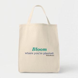 Donde le plantan bolsa tela para la compra