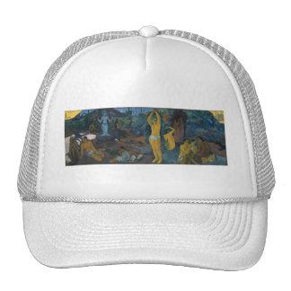 """""""Donde lo haga venimos de?"""" - Gorra de Paul Gaugui"""
