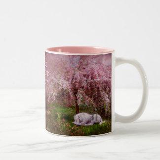 Donde los unicornios soñan la taza