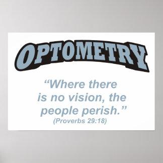 Donde no hay visión, la gente fallece impresiones