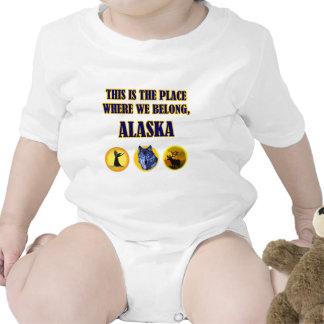 Donde pertenecemos. .png camiseta