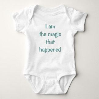 donde sucede toda la magia mameluco de bebé
