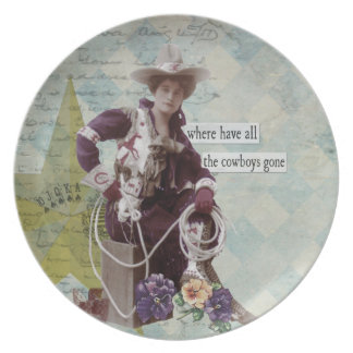 Donde tenga toda la placa ida los vaqueros de la v platos de comidas