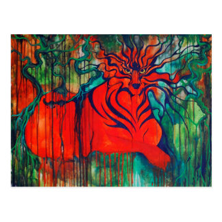 Donde tenga todos los tigres idos… postal