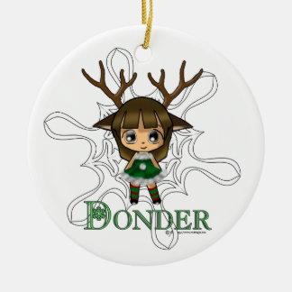 Donder Ornaments