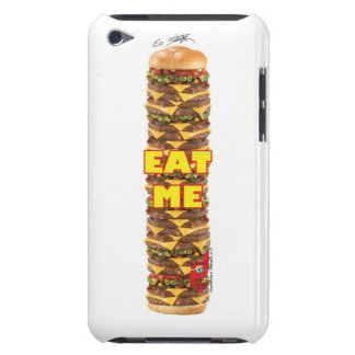 Done In Extreme EAT ME iPod case Barely There iPod Case