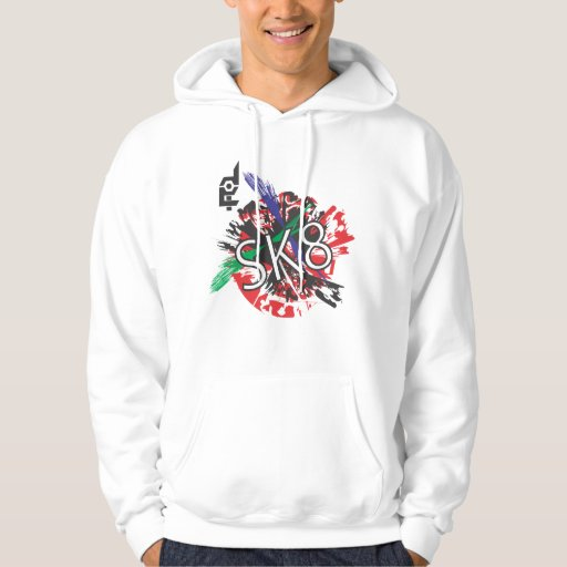Done In Extreme SK8 Hoodie