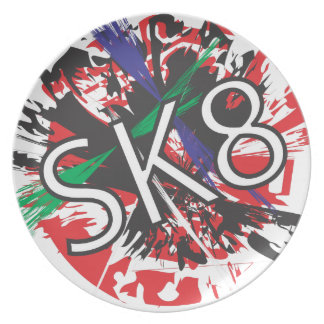 Done In Extreme SK8 Plate