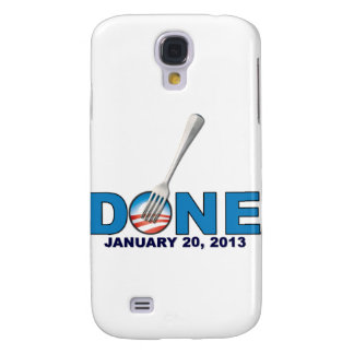 Done - January 20, 2013 - Anti Obama Samsung Galaxy S4 Cover