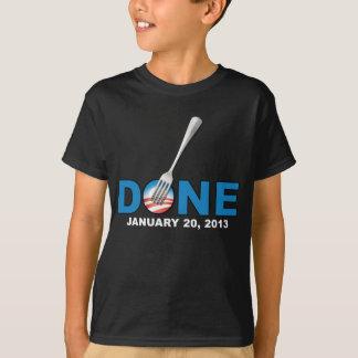 Done - January 20, 2013 - Anti Obama T-Shirt