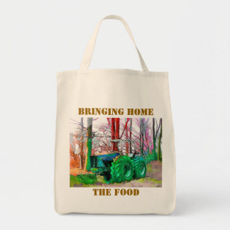 DONE PLOWING TOTE BAG